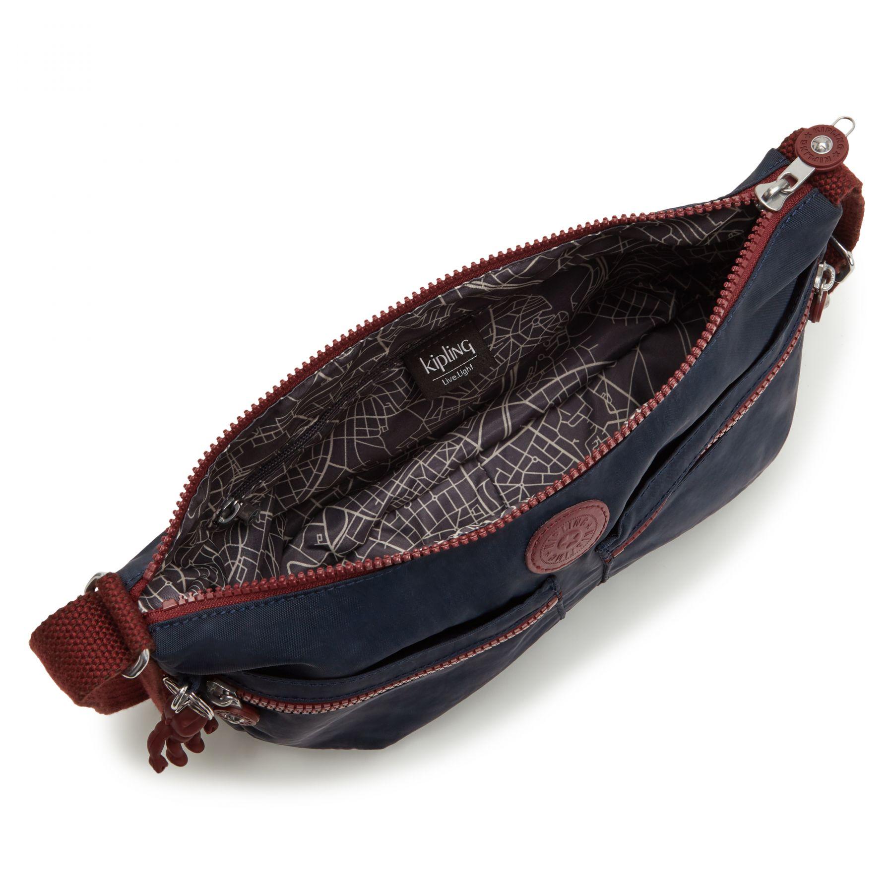 IZELLAH BAGS by Kipling - Inside view