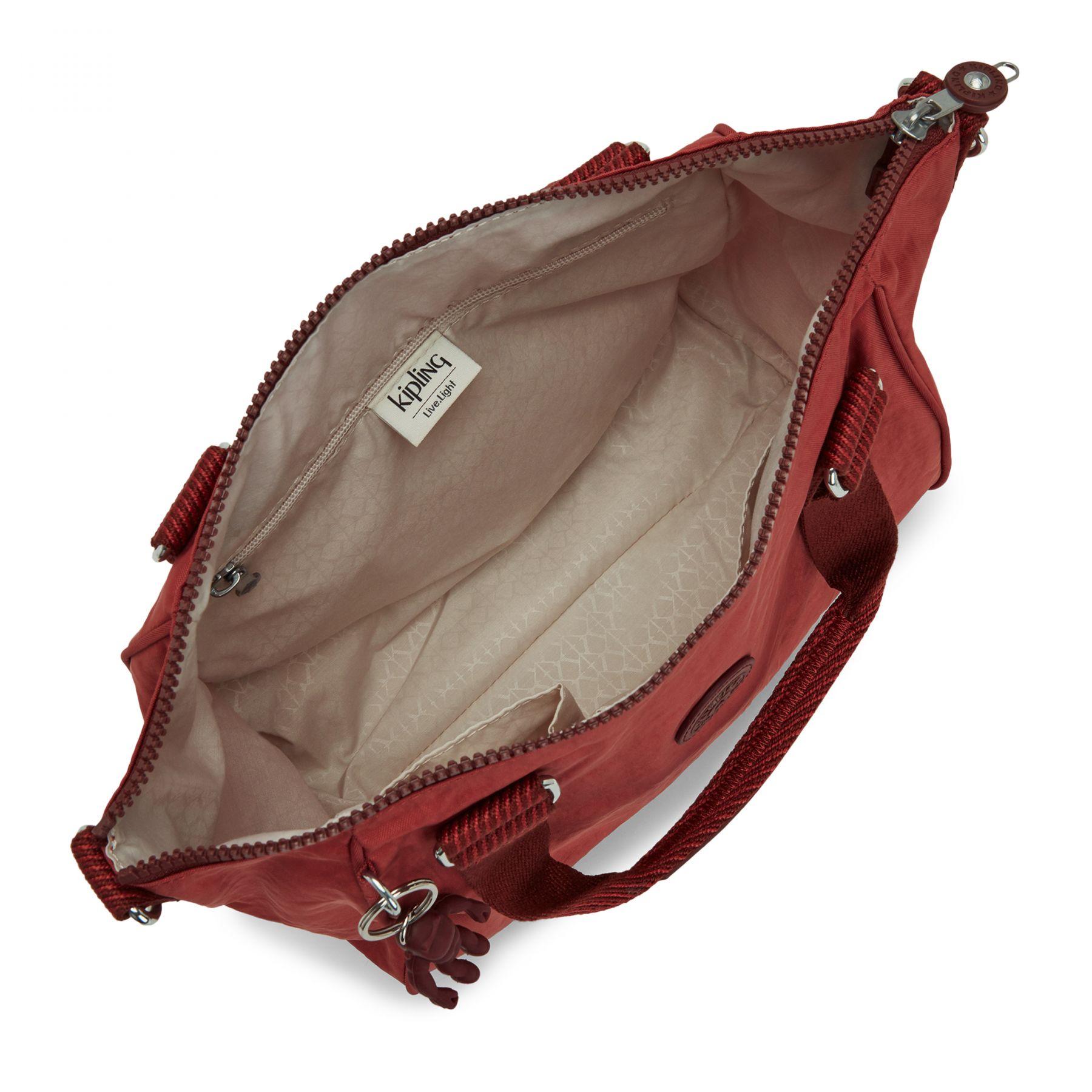 AMIEL BAGS by Kipling - Inside view