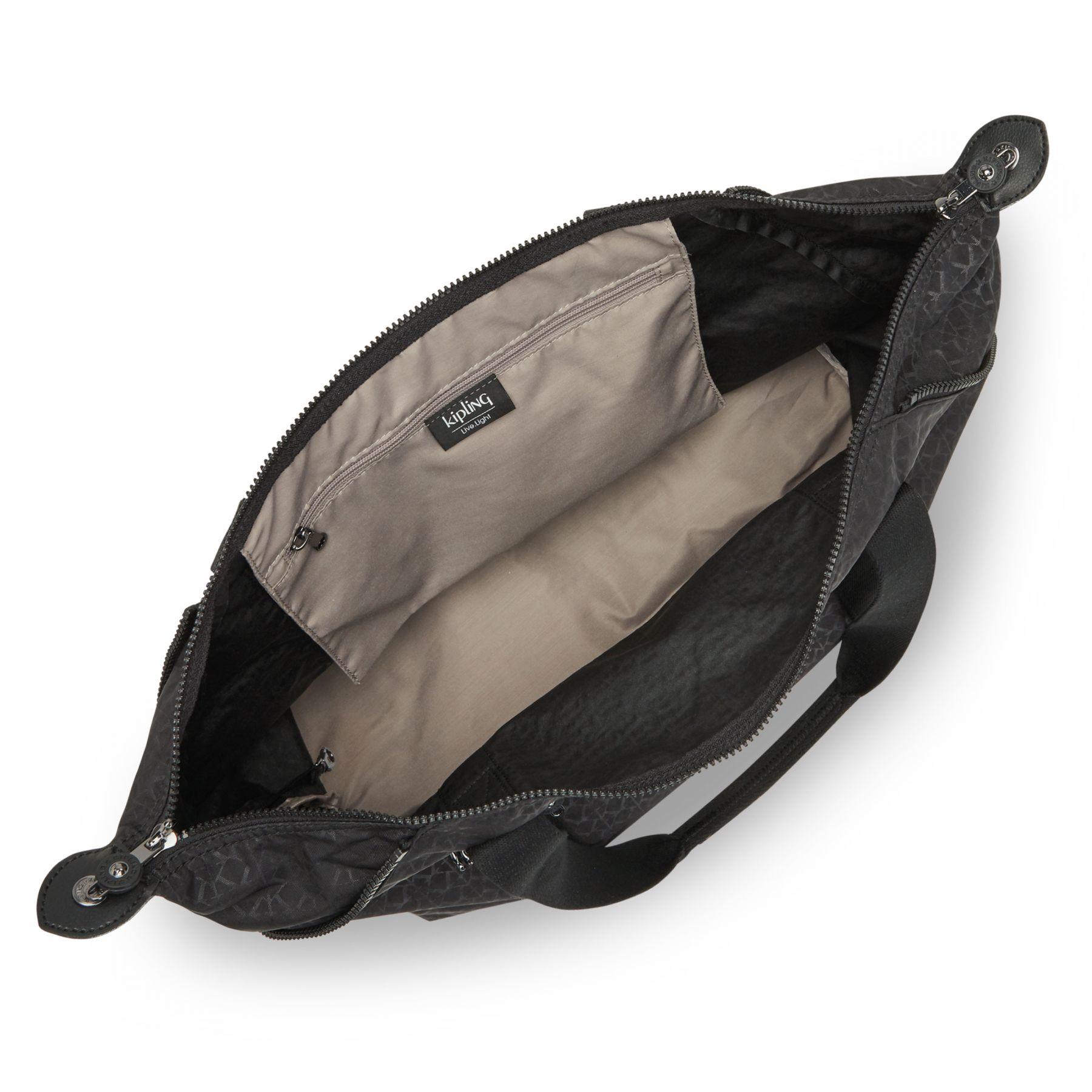 ART M BAGS by Kipling - Inside view