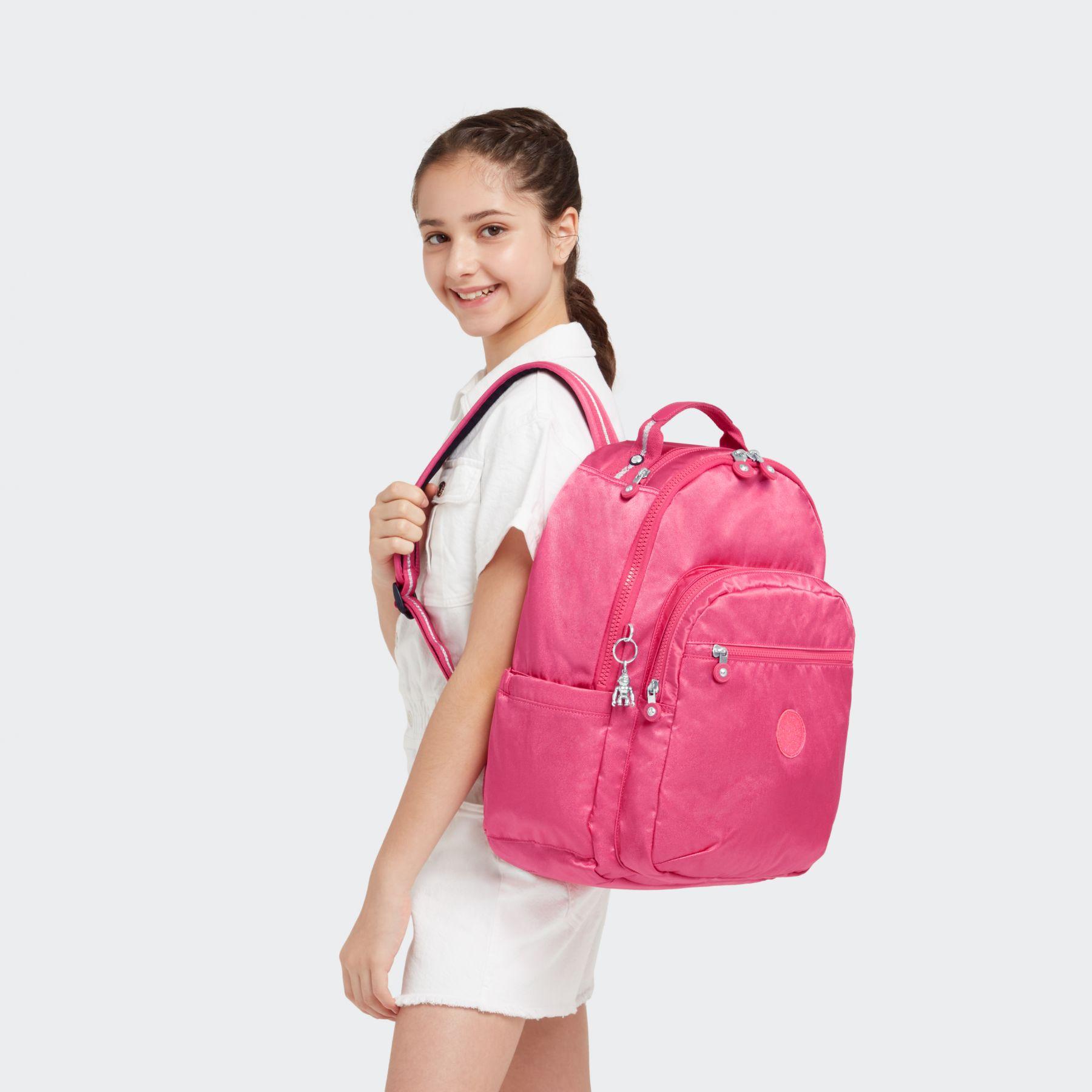 SEOUL SCHOOL BAGS by Kipling - view 9