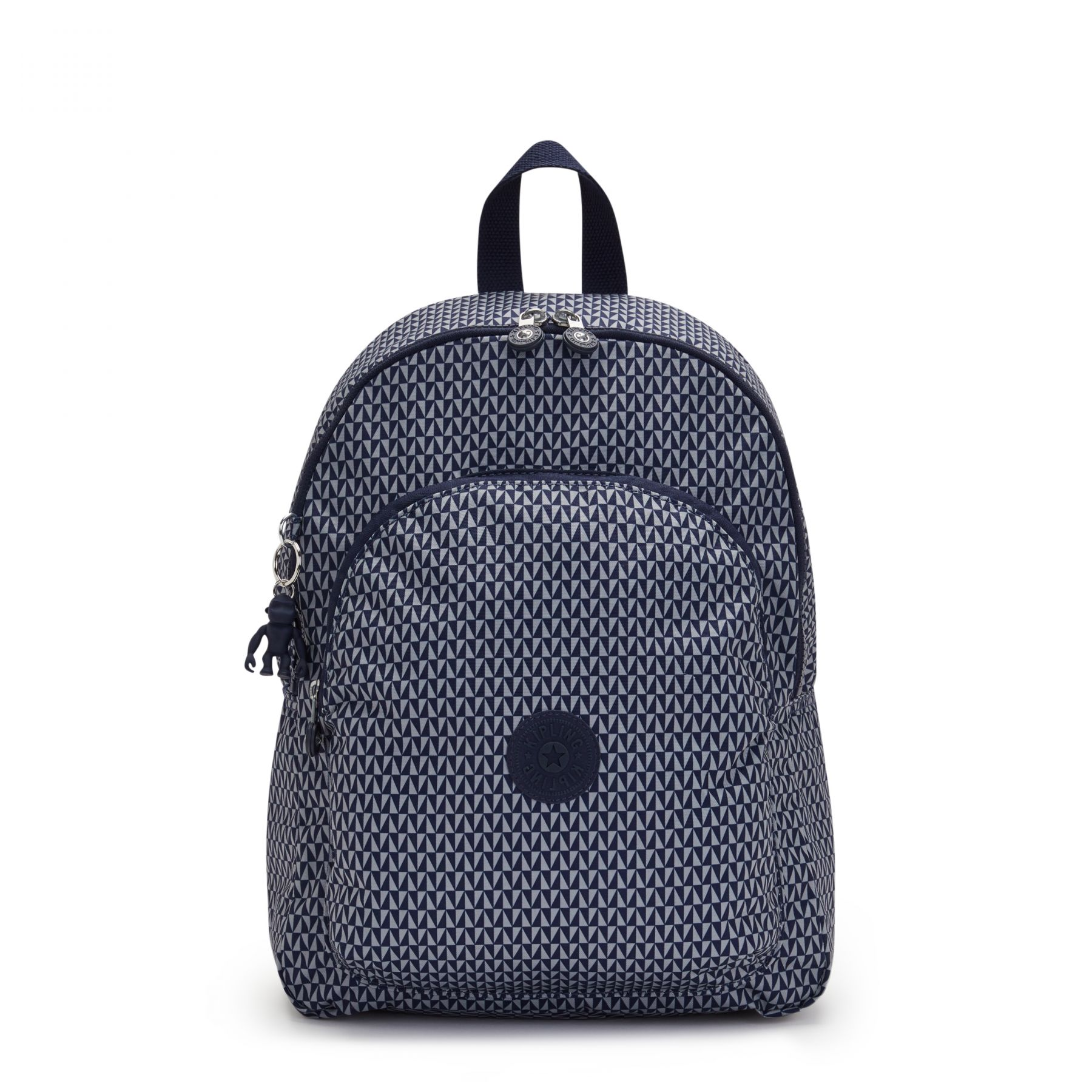CURTIS M SCHOOL BAGS by Kipling - Front view