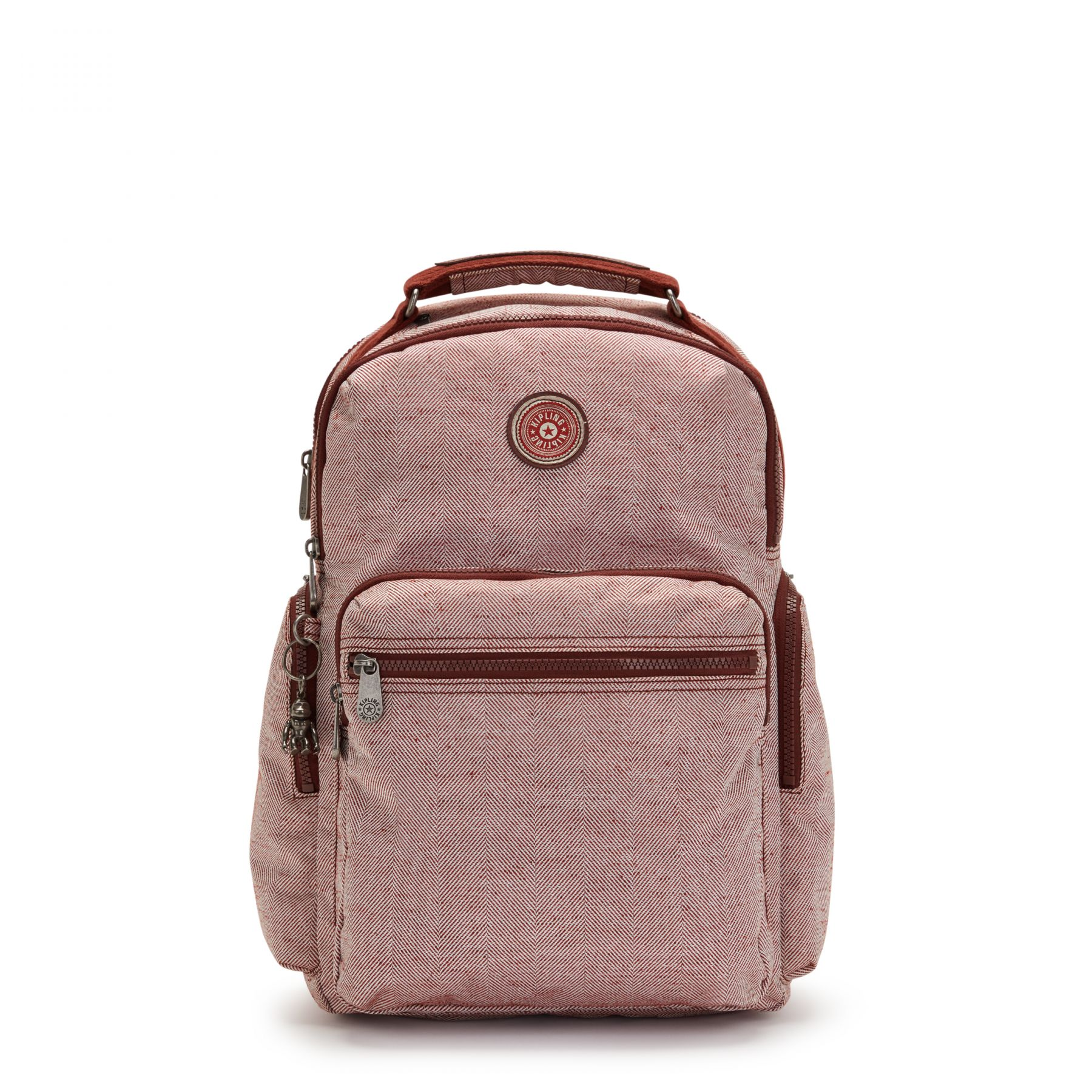 OSHO BACKPACKS by Kipling - Front view