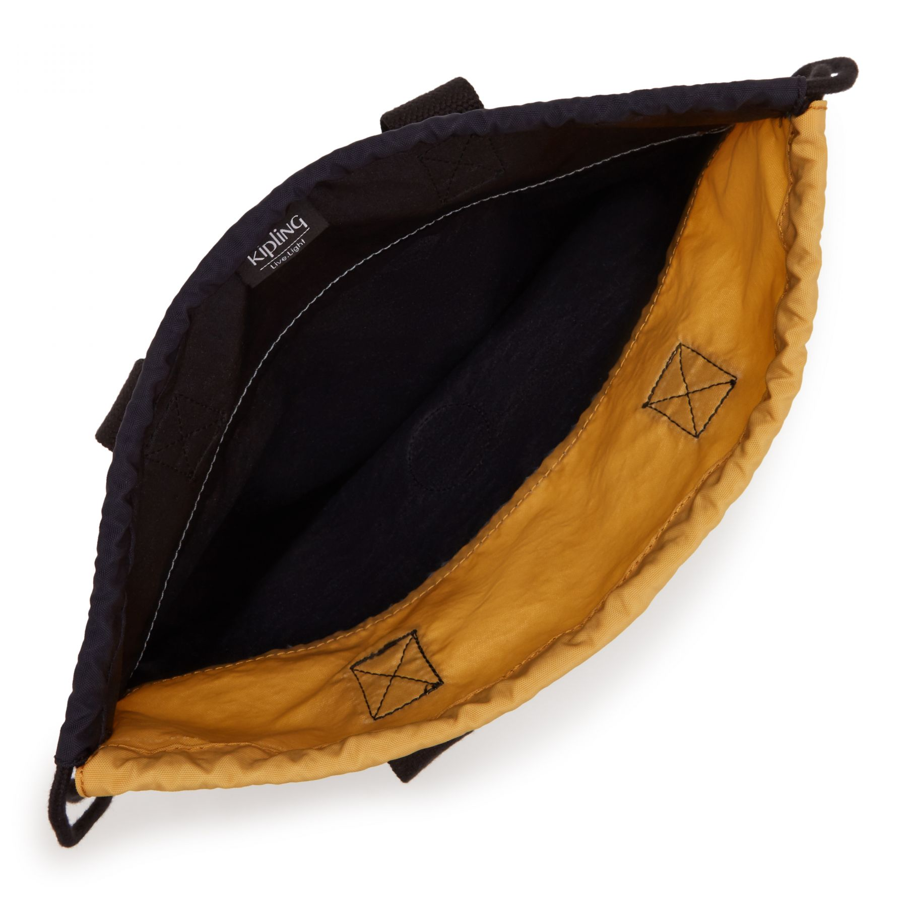 NEW HIPHURRAY BAGS by Kipling - Inside view
