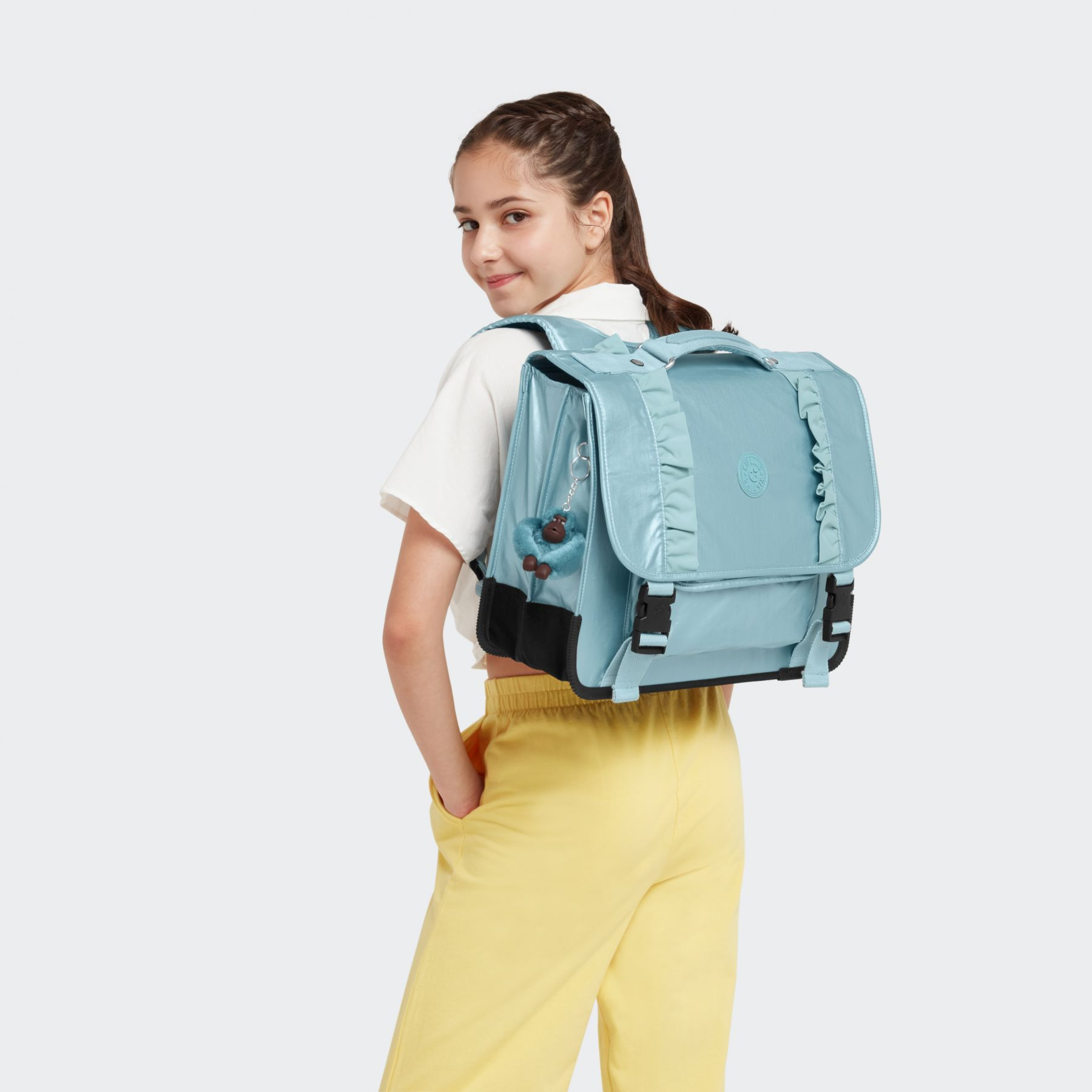 PREPPY TOO SCHOOL BAGS by Kipling - view 9