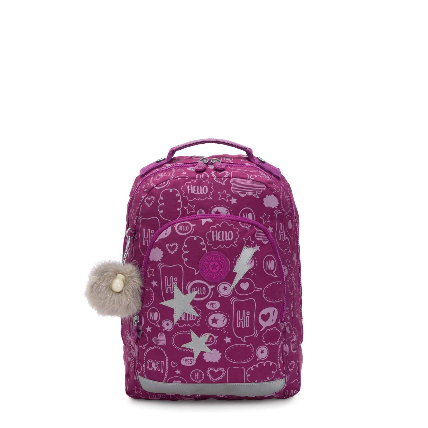 CLASS ROOM S PATCH SCHOOL BAGS by Kipling