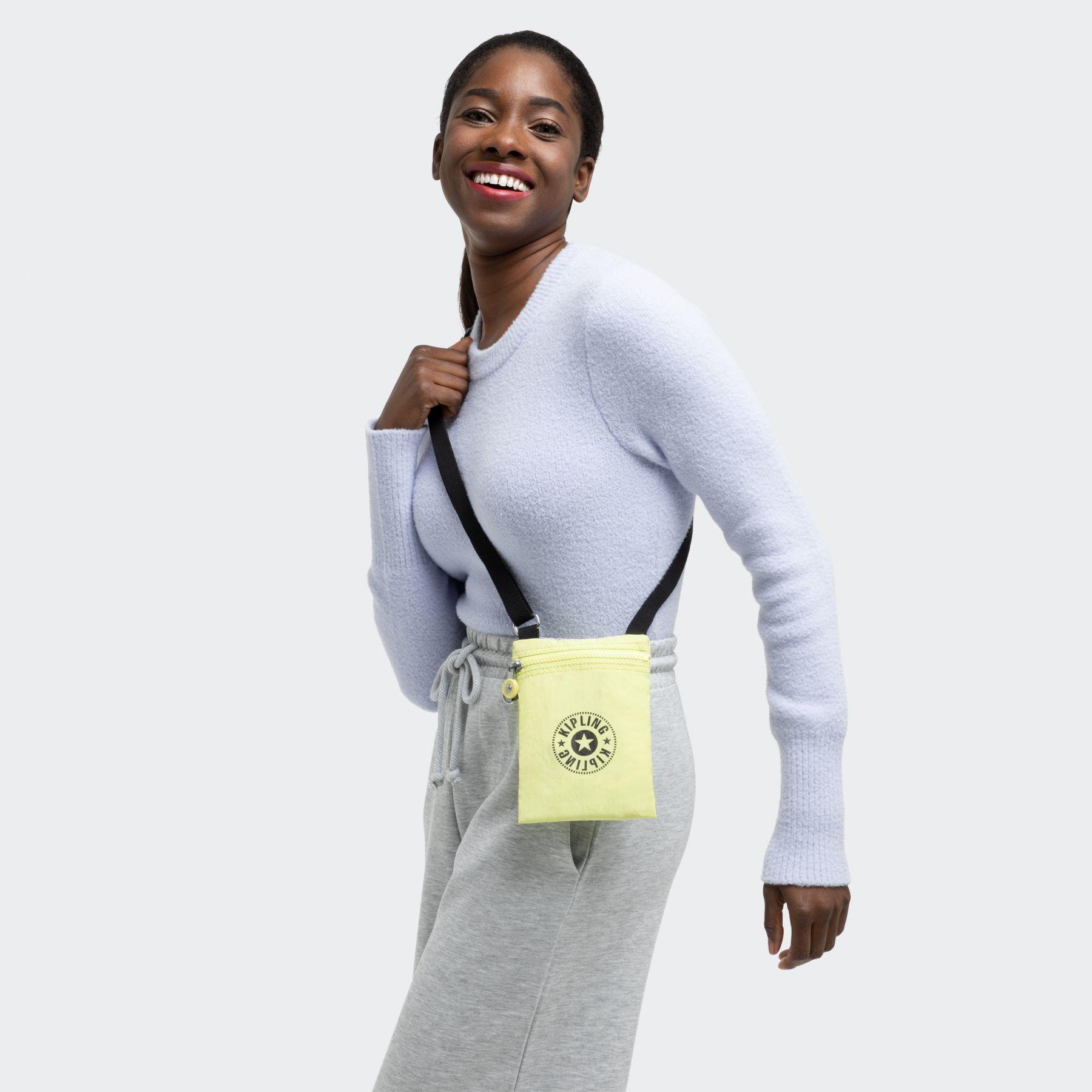 AFIA LITE Lime Green by Kipling