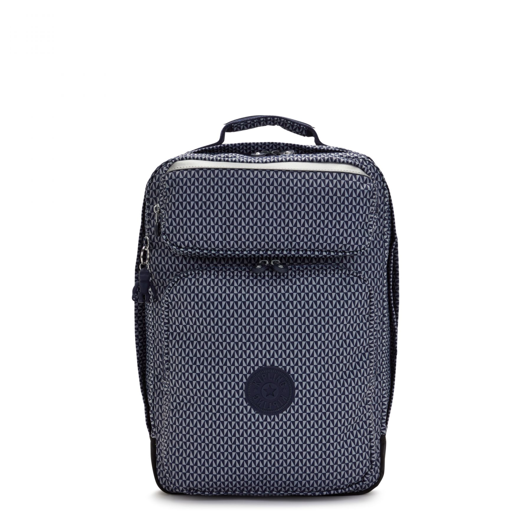 SCOTTY SCHOOL BAGS by Kipling - Front view