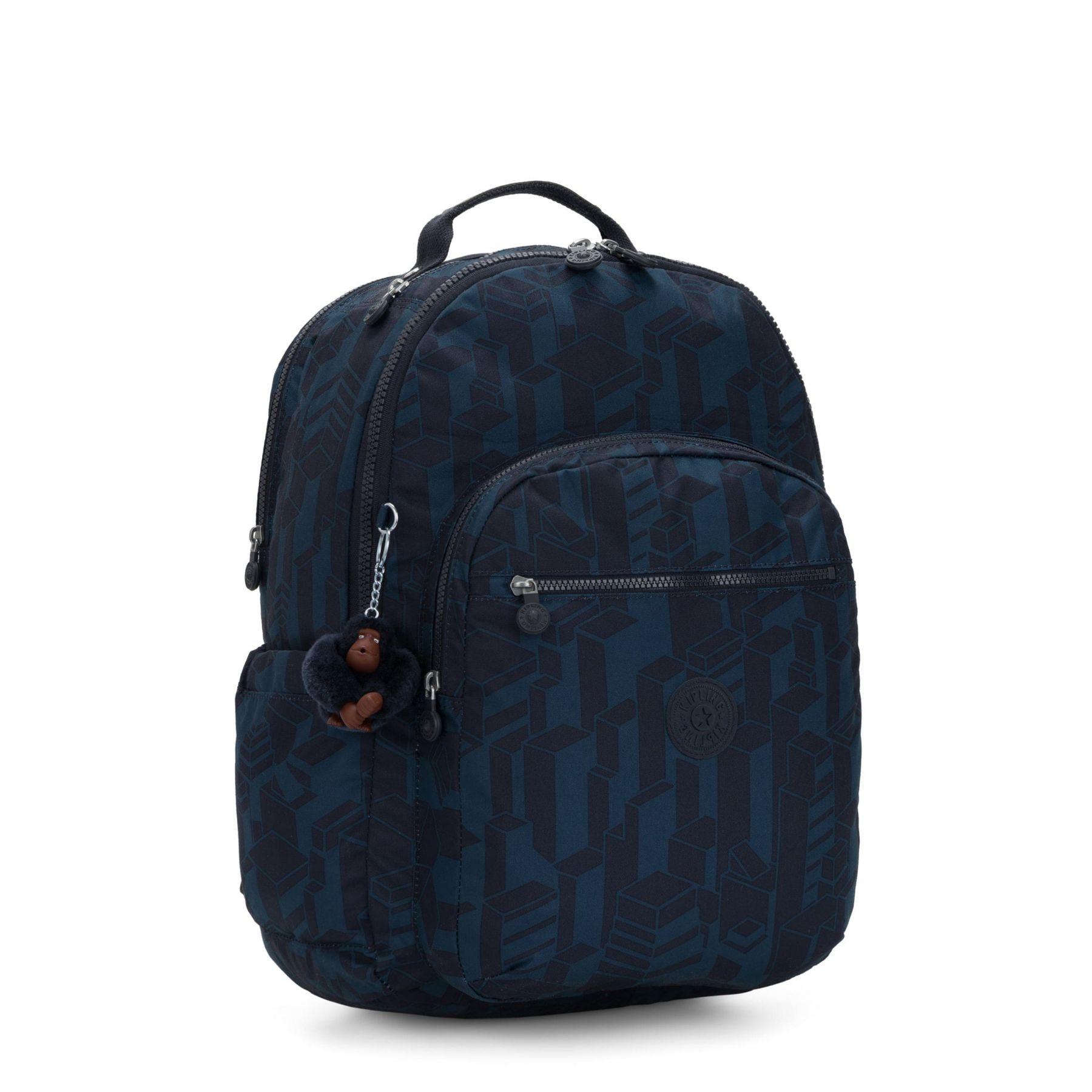 SEOUL XL SCHOOL BAGS by Kipling