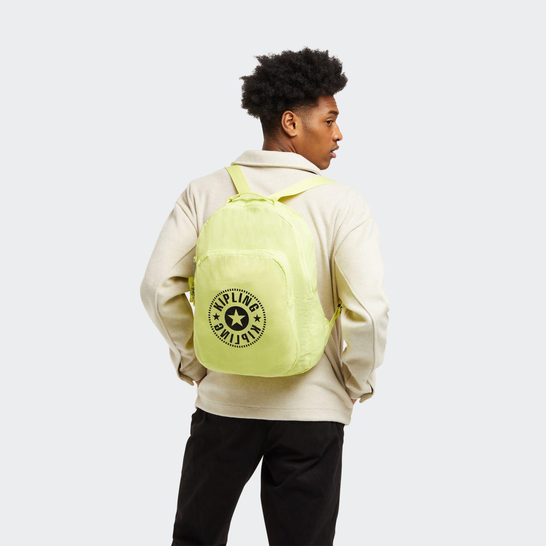 BACKPACK Lime Green by Kipling