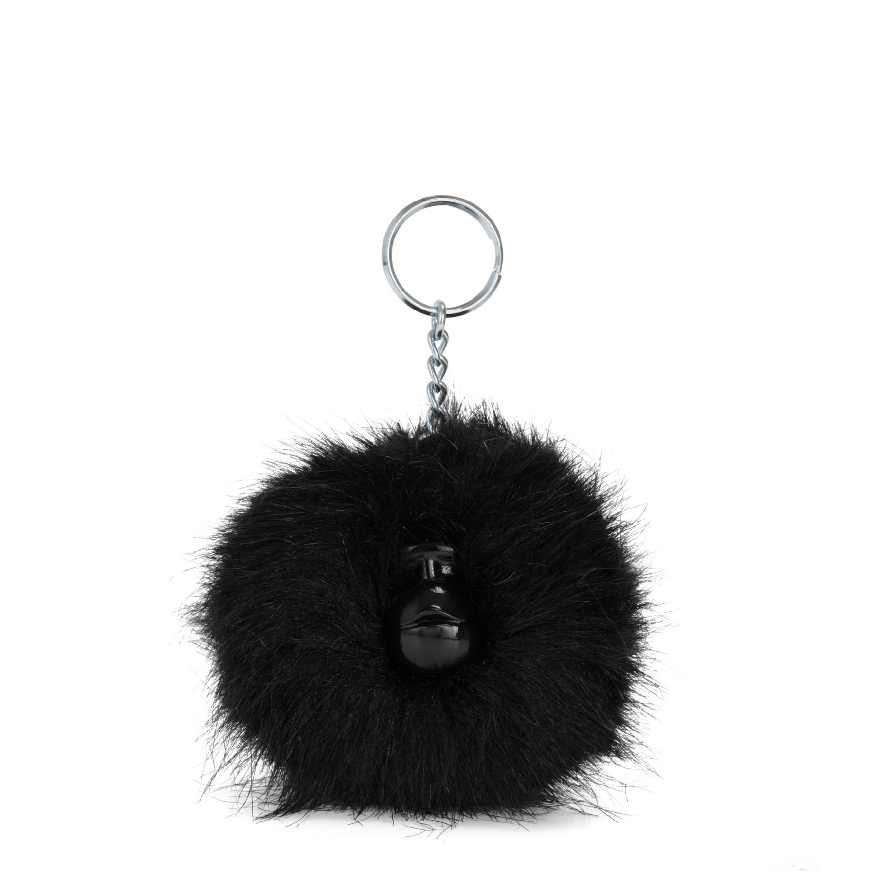 POMPOM MONKEY Latest Accessories by Kipling - Front view