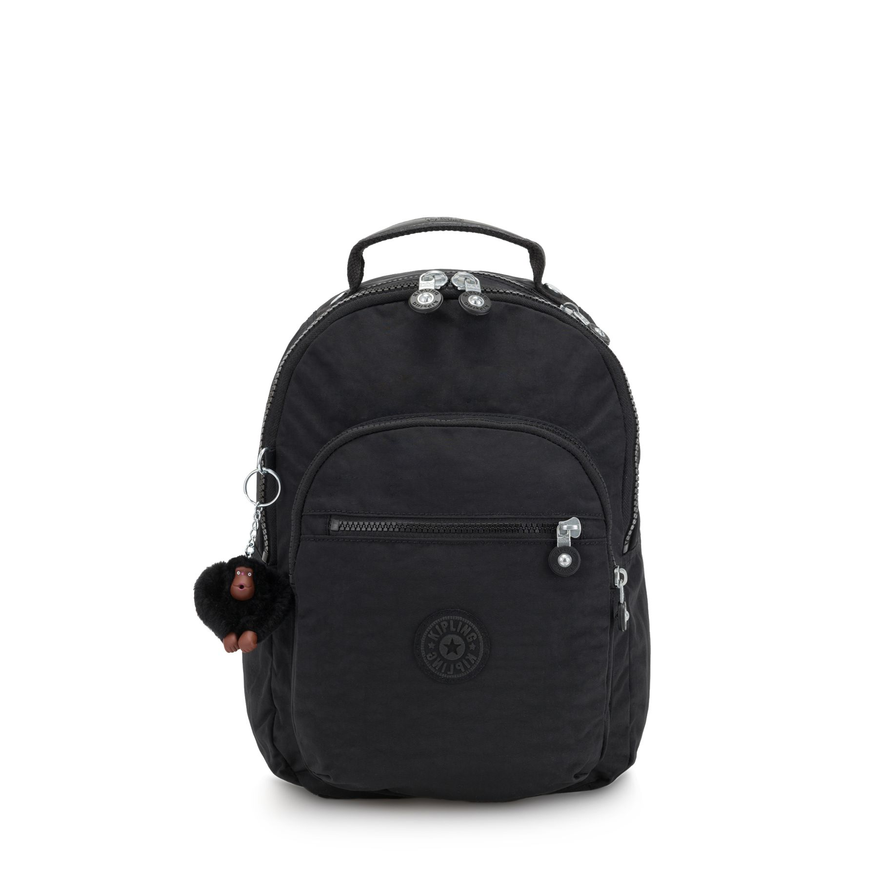 CLAS SEOUL S BACKPACKS by Kipling - Front view