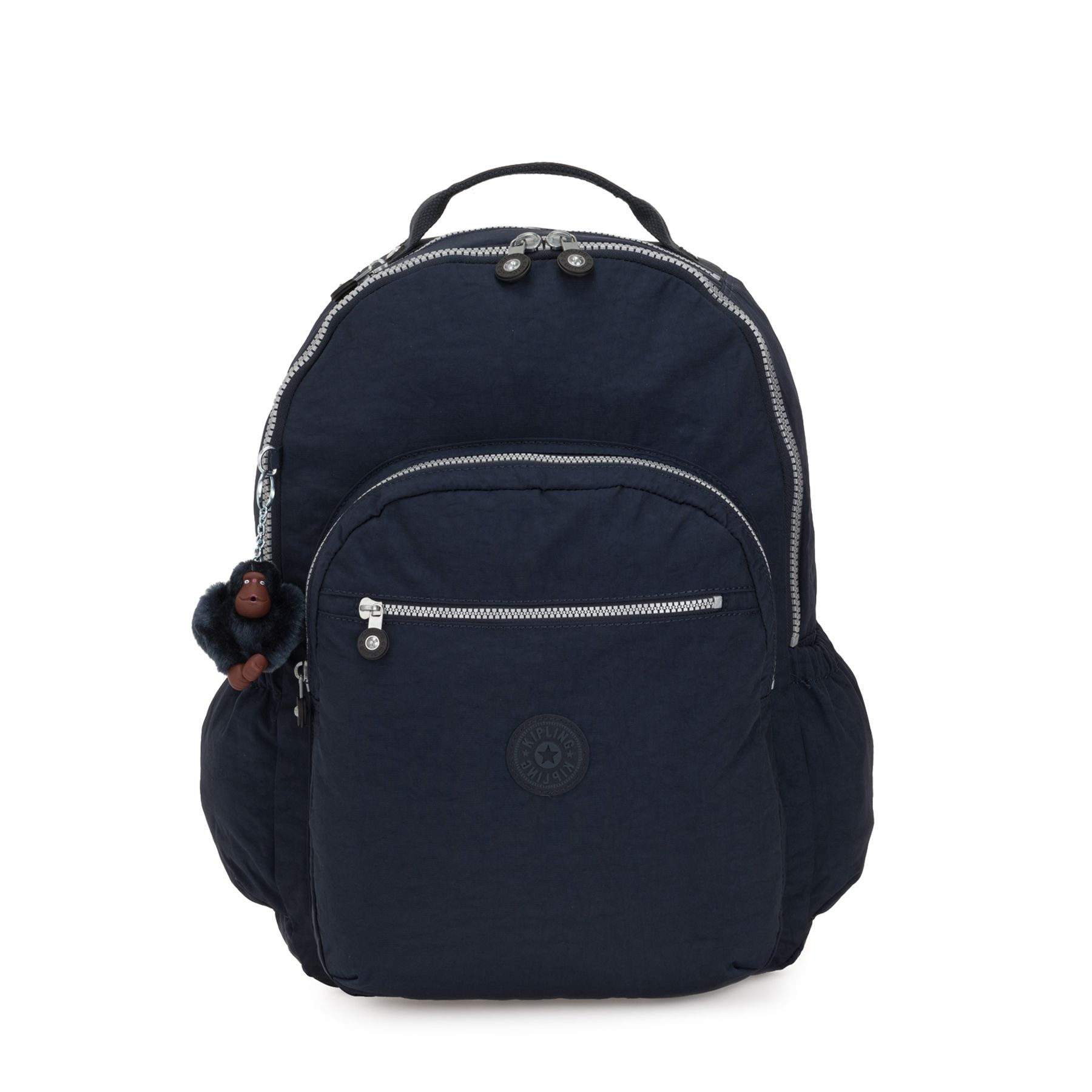 SEOUL GO XL SCHOOL BAGS by Kipling - Front view