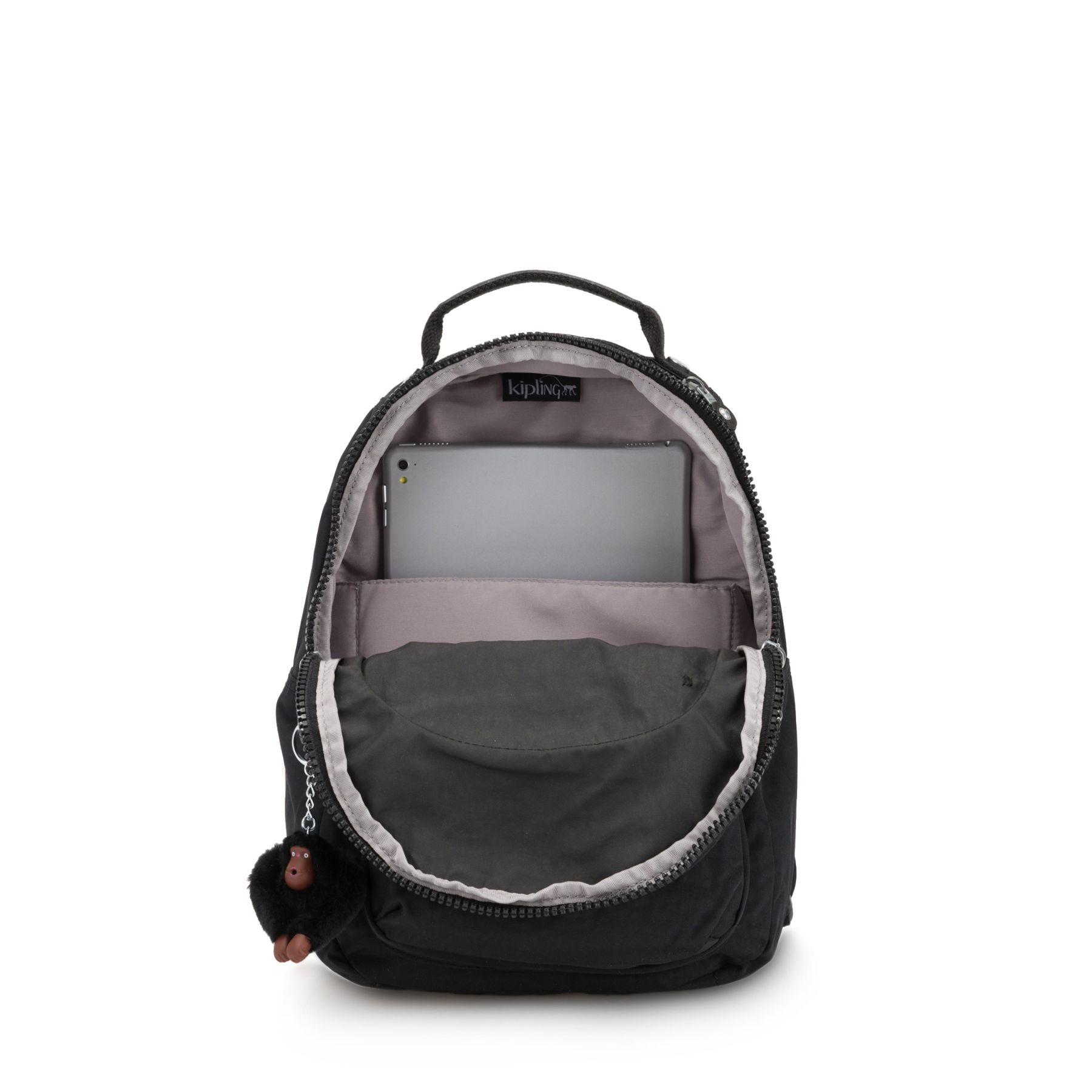 CLAS SEOUL S BACKPACKS by Kipling - Inside view