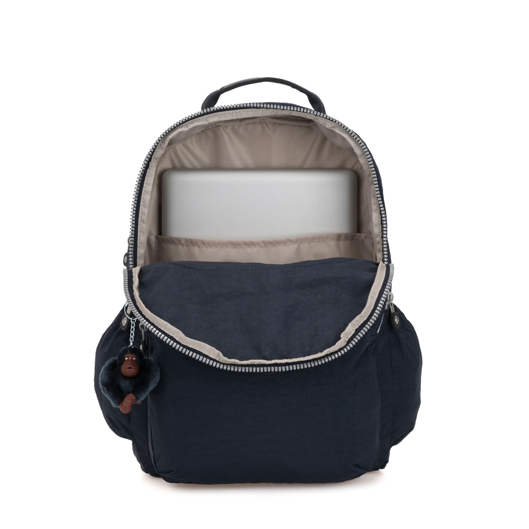 SEOUL GO XL SCHOOL BAGS by Kipling - Inside view