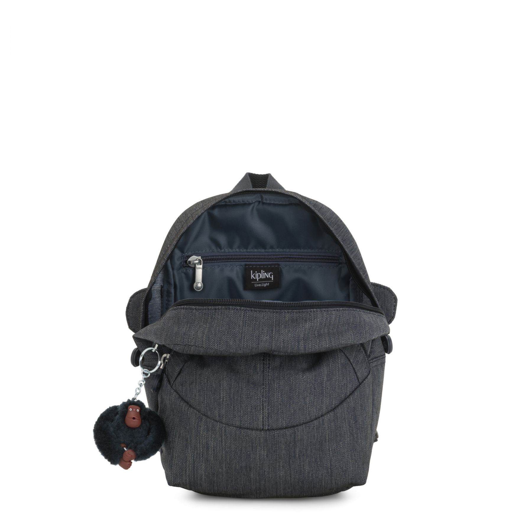 FASTER Latest Backpacks by Kipling - Inside view