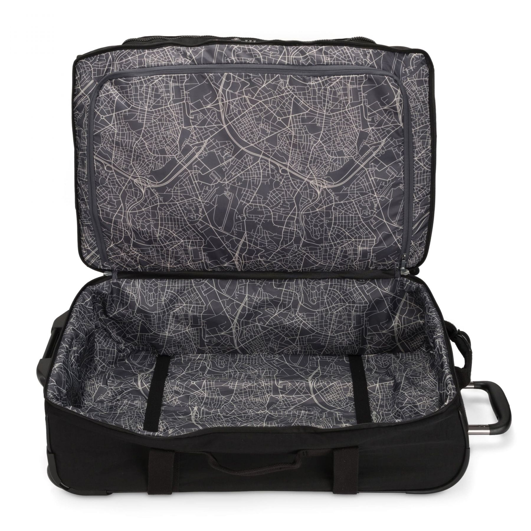 DISTANCE M Latest Luggage by Kipling - Inside view