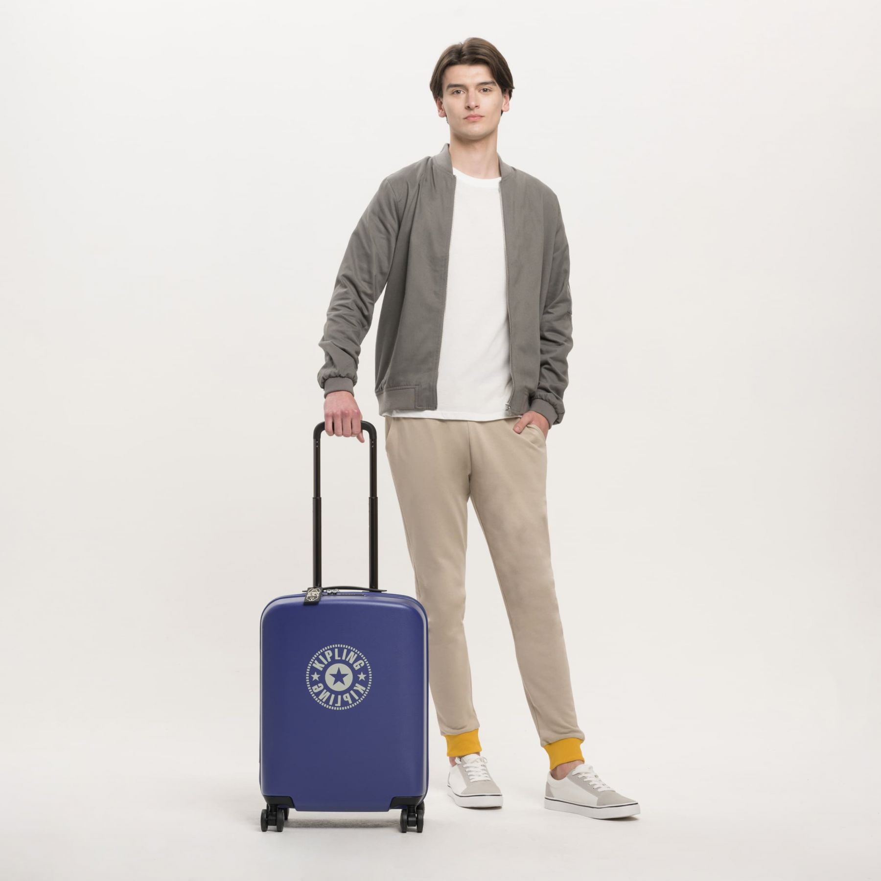 CURIOSITY S Latest Luggage by Kipling - view 9