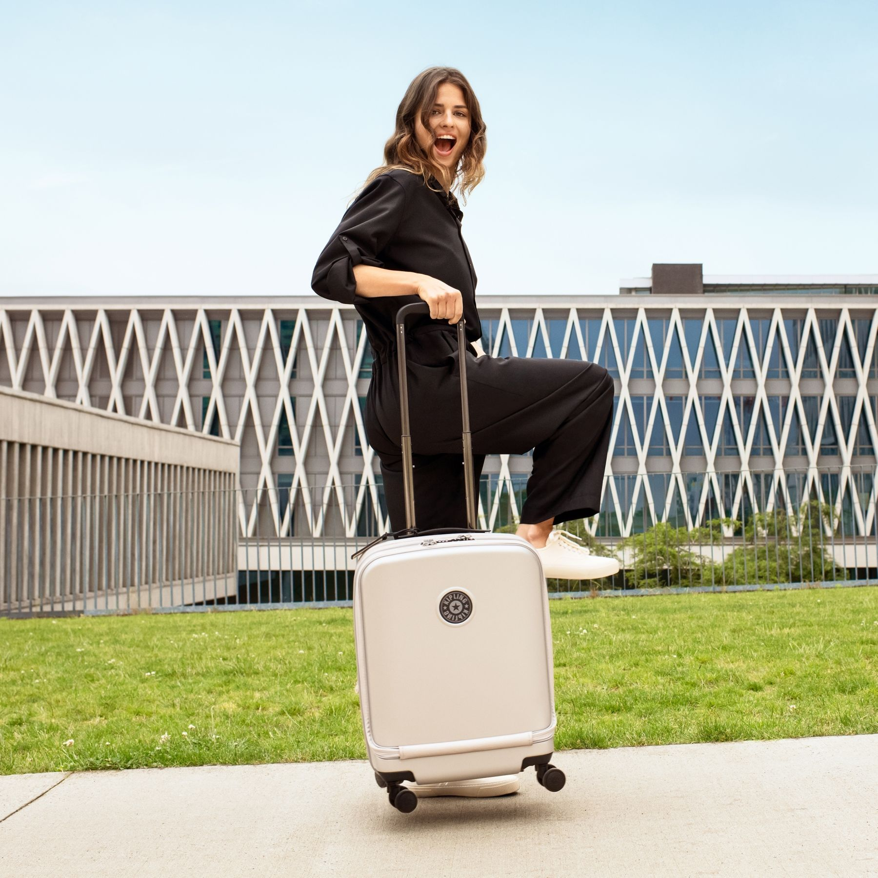 CURIOSITY PKT Latest Luggage by Kipling - view 9