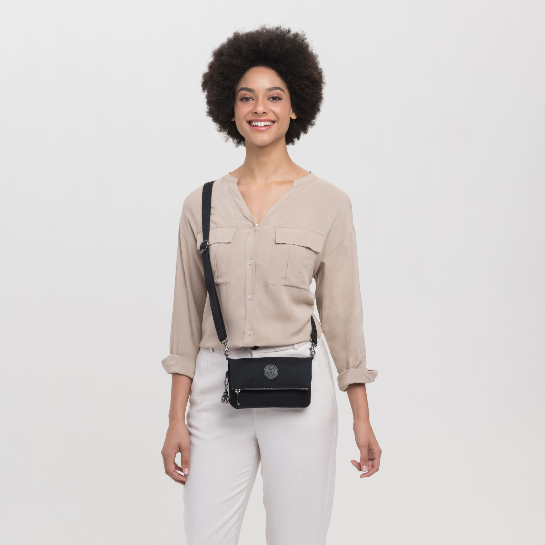 LYNNE Latest Shoulder Bags by Kipling - view 9