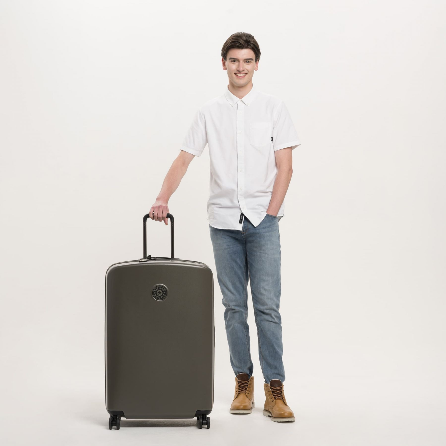 CURIOSITY L Latest Luggage by Kipling - view 9