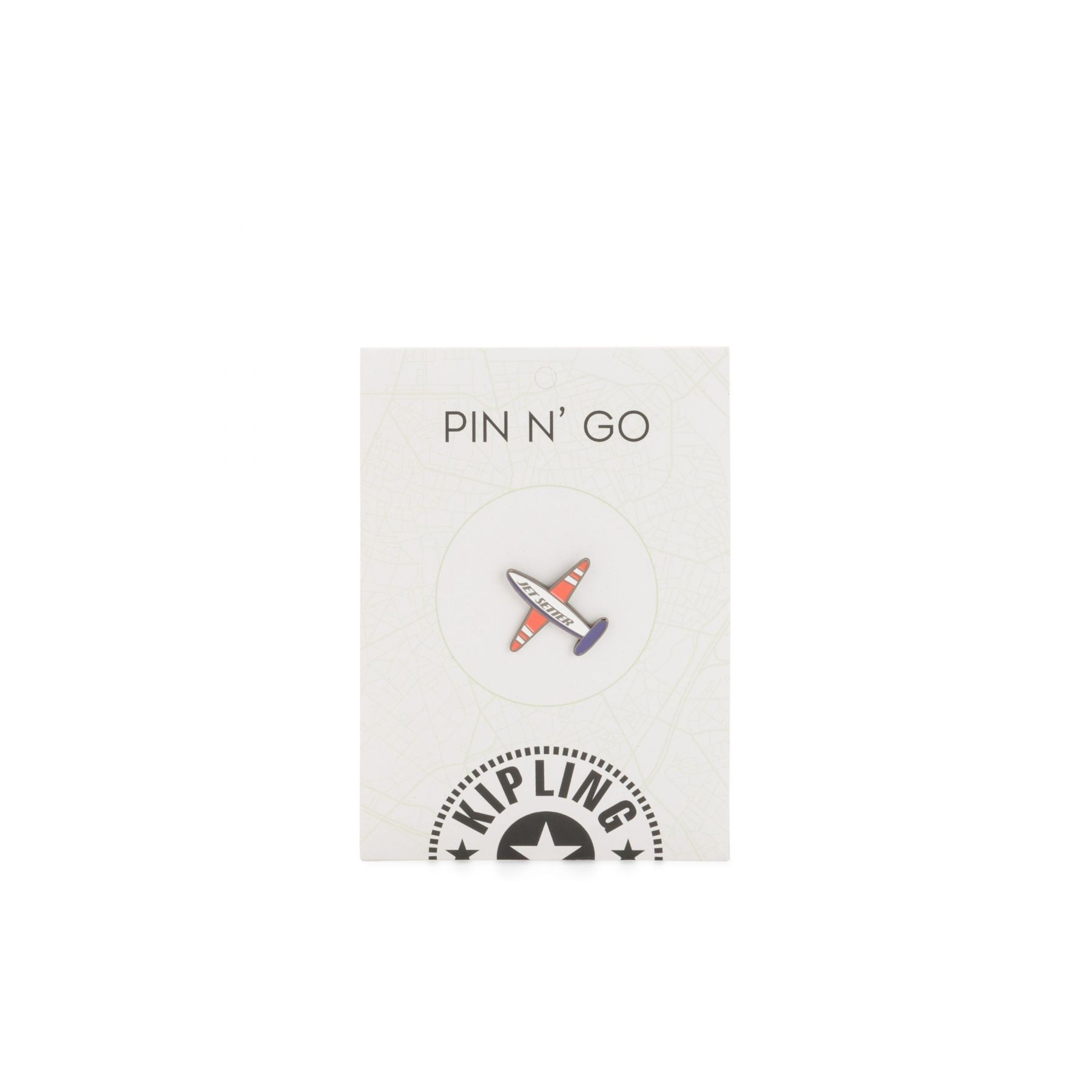 AIRPLAINE PIN Latest Accessories by Kipling