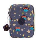 100 PENS ToddlerHero POUCHES / CASES by Kipling Front