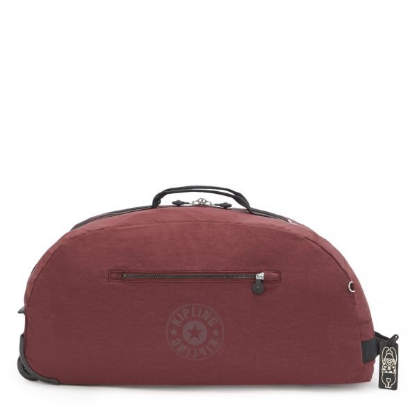 DEVIN ON WHEELS LUGGAGE by Kipling - view 0