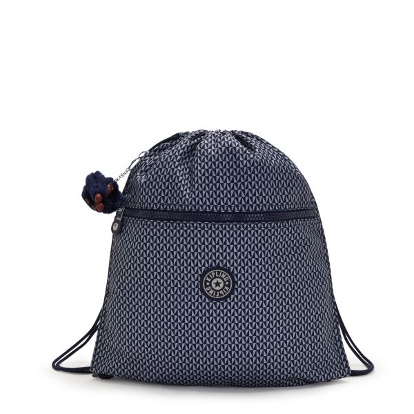 SUPERTABOO SCHOOL BAGS by Kipling - Front view