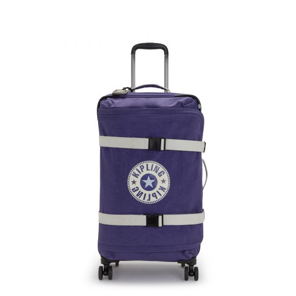 SPONTANEOUS M LUGGAGE by Kipling - Front view