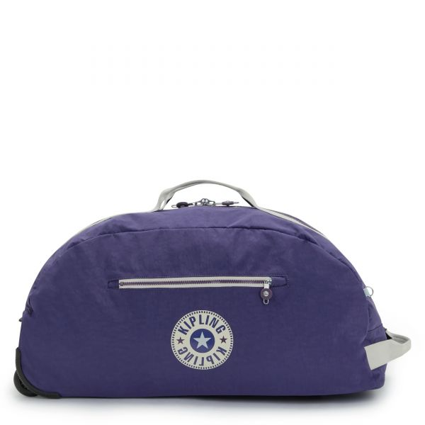 DEVIN ON WHEELS LUGGAGE by Kipling - Front view
