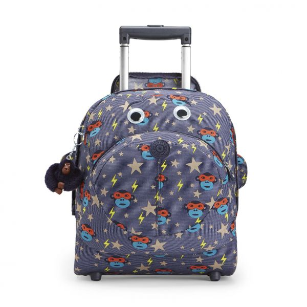 BIG WHEELY ToddlerHero CARRY ON by Kipling Front