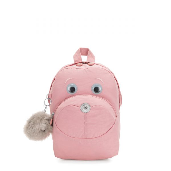 FASTER Bridal Rose BACKPACKS by Kipling Front