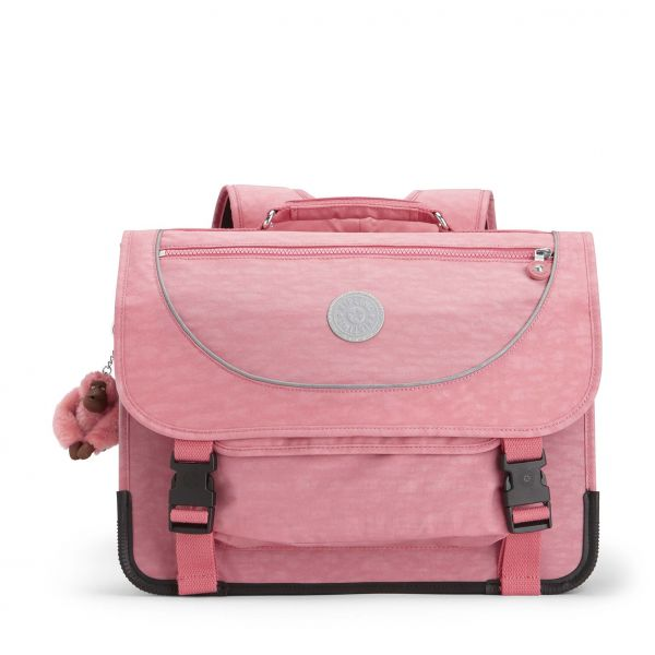 PREPPY Pink Flash BACKPACKS by Kipling Front