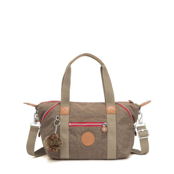 ART MINI True Beige C HANDBAGS by Kipling Front
