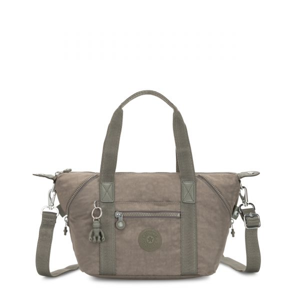 ART MINI Seagrass SHOULDERBAGS by Kipling Front