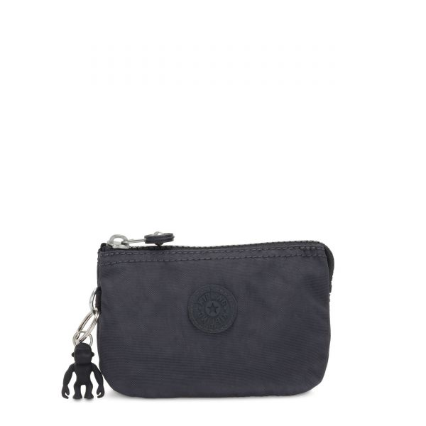 CREATIVITY S Night Grey POUCHES/CASES by Kipling Front