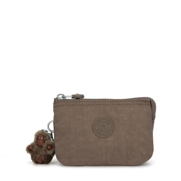 CREATIVITY S ESSENTIAL True Beige POUCHES / CASES by Kipling Front