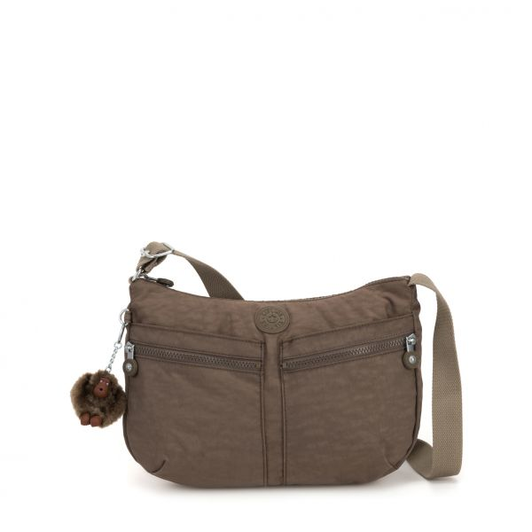 IZELLAH True Beige CROSSBODY by Kipling Front