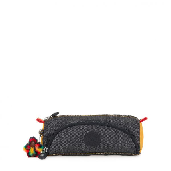 CUTE Extreme Block Rainbow POUCHES/CASES by Kipling Front