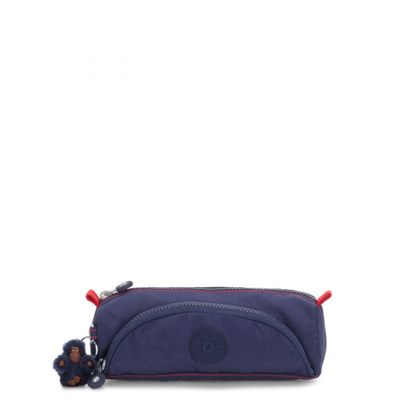 CUTE Polished Blue C POUCHES/CASES by Kipling Front
