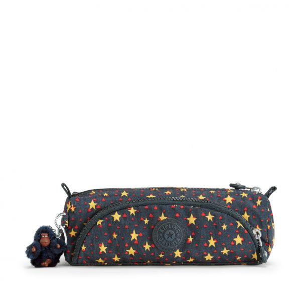 CUTE Cool Star Boy POUCHES / CASES by Kipling Front