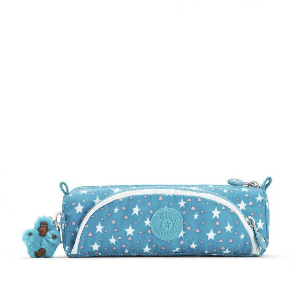 CUTE Cool Star Girl POUCHES / CASES by Kipling Front