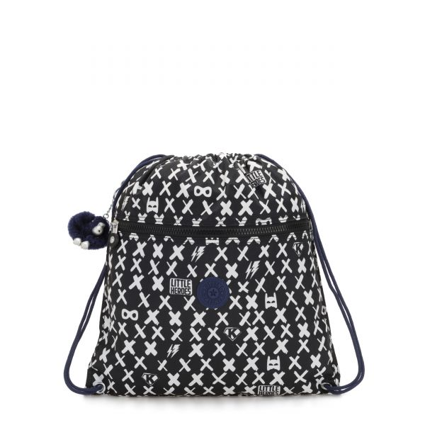 SUPERTABOO Boy Hero BACKPACKS by Kipling Front