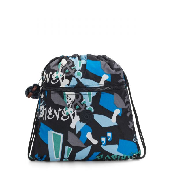 SUPERTABOO Epic Boys BACKPACKS by Kipling Front