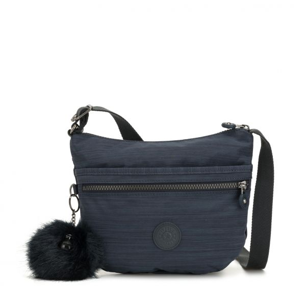 ARTO S ESSENTIAL True Dazz Navy CROSSBODY by Kipling Front