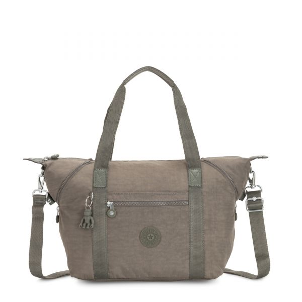 ART Seagrass TOTE by Kipling Front