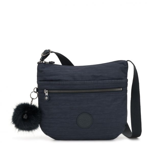 ARTO True Dazz Navy CROSSBODY by Kipling Front