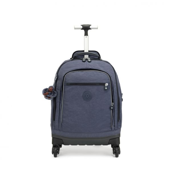ECHO True Jeans WHEELED BACKPACKS by Kipling Front