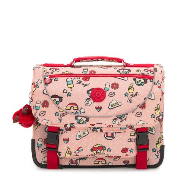 PREPPY Monkey Play BACKPACKS by Kipling Front