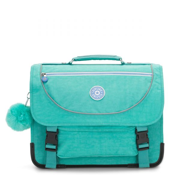PREPPY Deep Aqua C BACKPACKS by Kipling Front